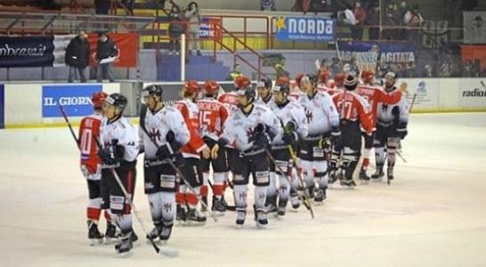 Italian Hockey League: così nell'ultimo fine settimana