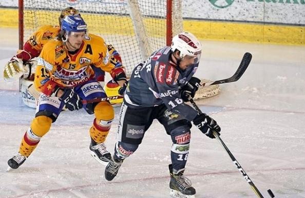 Alps Hockey League: questa sera la gara-5 Asiago-Renon