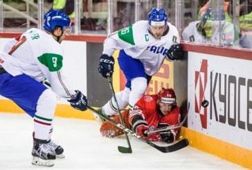 Mondiali IIHF Prima Divisione: buona partenza per l'Italia