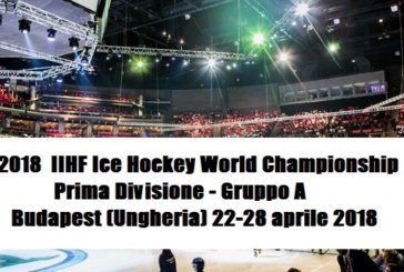 IIHF: da domenica i Mondiali di Prima Divisione Gruppo A