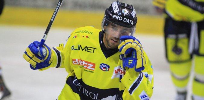 Italian Hockey League: gara-1 ai Pirates, stasera gara-2 ad Appiano