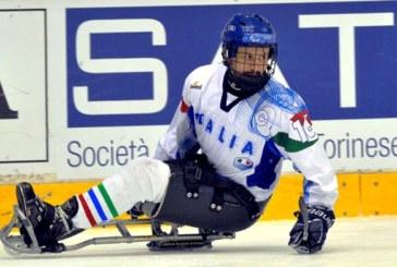 L'ultimo saluto ad Andrea Chiarotti, storico capitano azzurro dello sledge