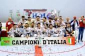 Inline Hockey: settimo scudetto di fila del Milano campione d'Italia 2017-2018