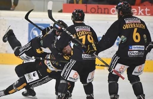 Alps Hockey League: da stasera la finale play-off Valpusteria vs Lubiana