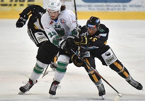 Alps Hockey League: doppio match point per il Valpusteria