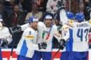 Mondiali IIHF Top Division 2019: imprese di Italia e Gran Bretagna, retrocedono Austria e Francia
