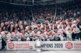 Champions Hockey League: trionfa nuovamente il Frölunda Indians di Göteborg