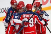 KHL: regular season al CSKA Mosca, dal 1° marzo via ai play-off 2019-2020