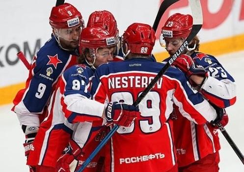 KHL: regular season al CSKA Mosca, dal 1° marzo via ai play-off 2019-2020