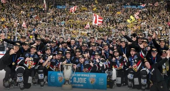 Swiss Cup 2020: trionfo Ajoie, a sorpresa ma con pieno merito