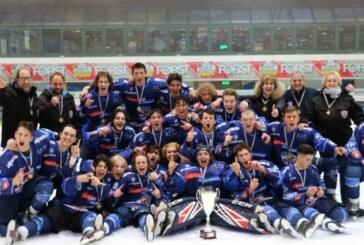 Junior League: scudetti a Egna-Ora, Cortina e Pinerolo Storm