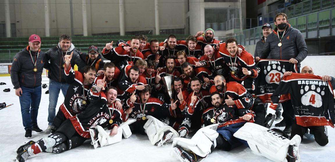 Prima Divisione: al Dobbiaco Icebears il titolo nazionale di categoria 2020-2021