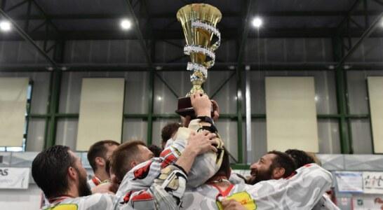 Inline Hockey: doppietta dei Diavoli Vicenza che si vincono anche la Coppa Italia