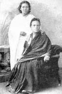 Minnie F. Abrams e Pandita Ramabai