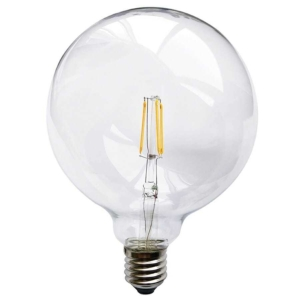 Lampadina Eco Globo Filo Led Dimmerabile Tutto Vetro 21319 risparmio energetico