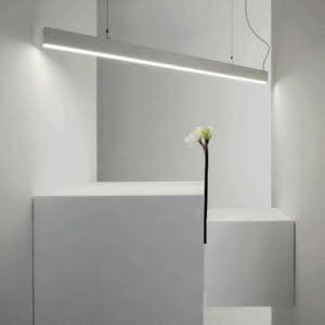 Sistema illuminazione sospesa led tuttoluce cesena