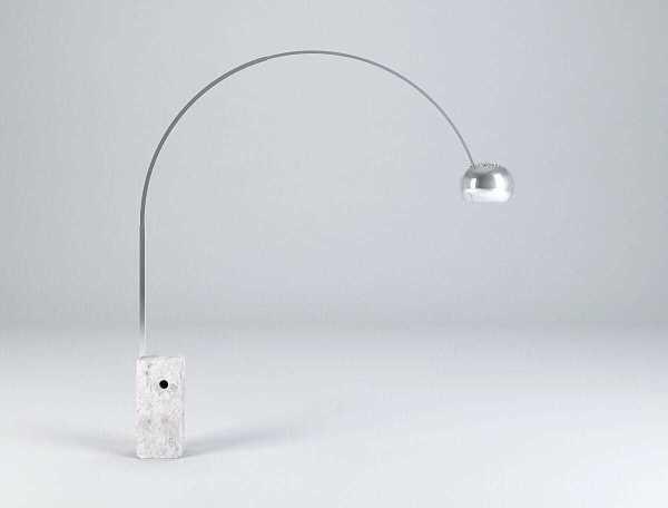 Lampada arco di Flos, una lampada sinonimo di arte,design,storia e ...