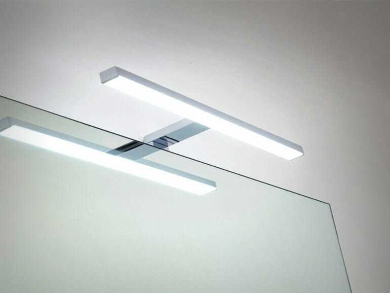 Lampada specchio bagno, tutti più belli con la luce giusta !