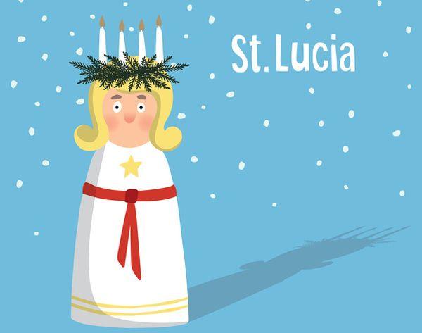 Festa Di Santa Lucia La Leggenda Per I Bambini