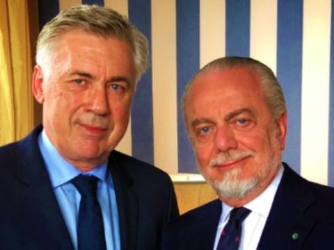 """Napoli News, ADL conferma Ancelotti: """"serve serenità"""""""