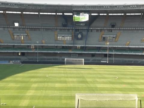 Hellas Verona chievoVerona bentegodi