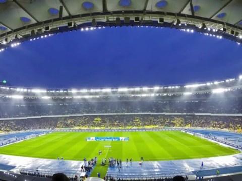 Dinamo Kiev - NSC Olimpiyskiy Stadium
