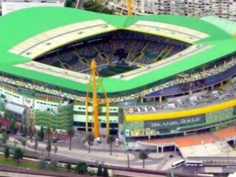 Sporting - Estadio José Alvalade