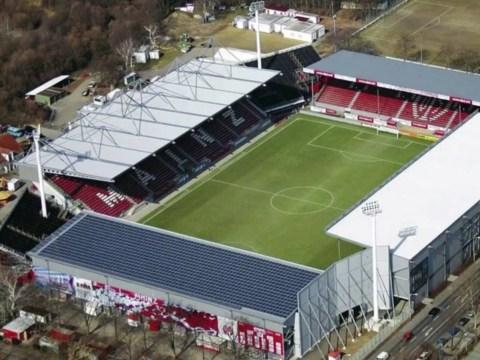 Mainz - Opel Arena
