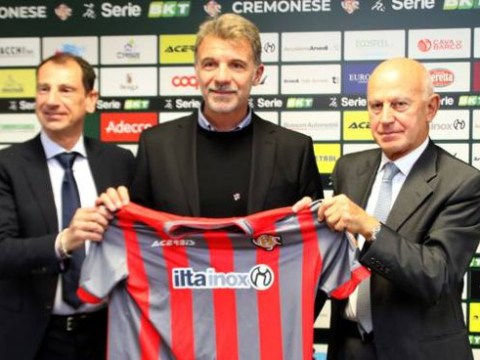 cremonese cambia in panchina, arriva Baroni