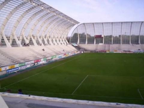 Amiens - Stade de la Licorne