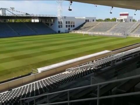 Nimes - Stade des Costieres