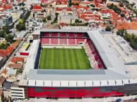 Slovacchia - Stadion antona malatinskeho