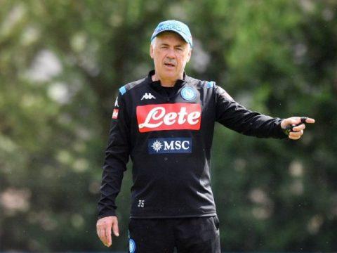 """Napoli News, Ancelotti: """"gara a due volti, usciremo presto dalla crisi"""""""