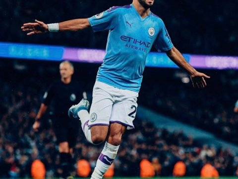 Mahrez Manchester City