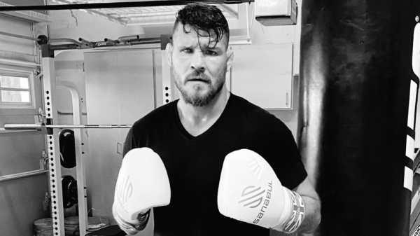 Michael Bisping Leggenda UFC