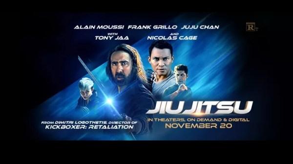 Jiu Jitsu il nuovo film con Nicolas Cage