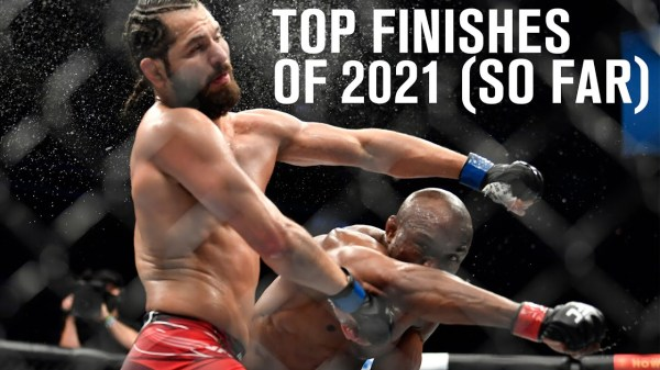 top finishes ufc 2021