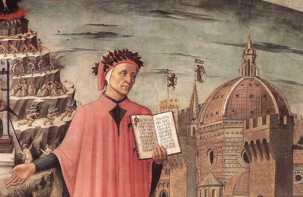 Dante e la numerologia nella Divina Commedia
