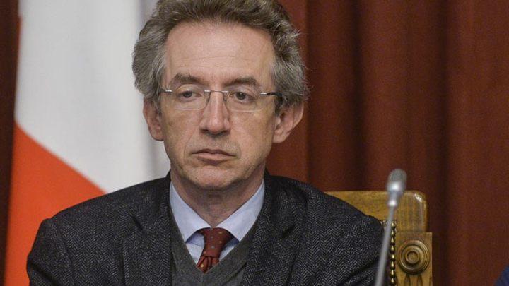 Gaetano Manfredi Ministro