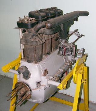 "Il motore ""Gipsy"""