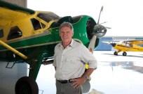 """Un DHC-2 Behaver che ha pilotato nel film """"Sei giorni sette notti"""" del 1998"""