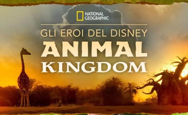 Gli eroi del Disney Animal Kingdom - novità Disney+ settembre 2020