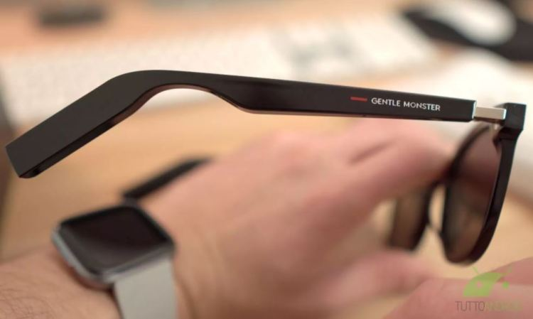 Ecco come potrebbero essere i nuovi occhiali smart di Huawei