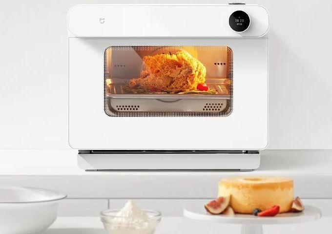 Xiaomi lancia in Cina un forno per la smart home