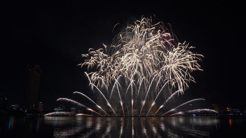 Danang International Fireworks Festival Foto1