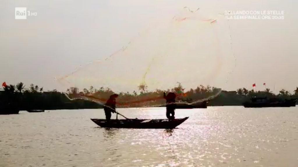 vietnam, alberto angela, passaggio a nord ovest, pescatori