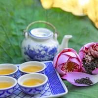 """Il tè al loto vietnamita: i segreti del """"trà sen"""""""