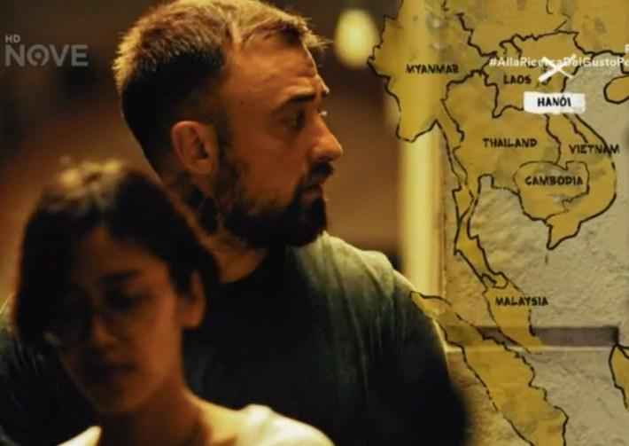 Chef Rubio in Vietnam visita la capitale Hanoi