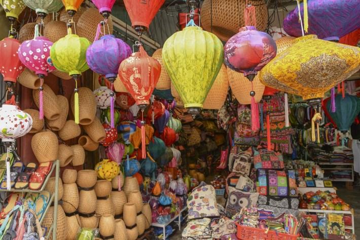 esempi di artigianato vietnamita