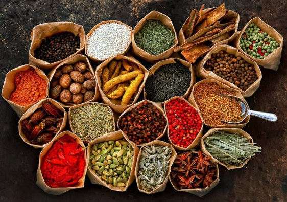 erbe aromatiche del Vietnam e spezie vietnamite